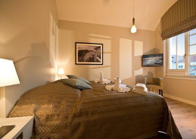 Beide Schlafzimmer sind mit einem Flachbildschirm ausgestattet