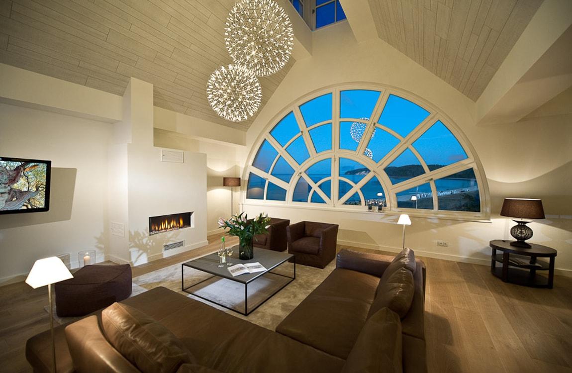 penthouse sunset binz insel r gen archive acquando. Black Bedroom Furniture Sets. Home Design Ideas