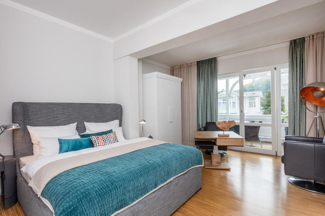 strandnahe ferienwohnung strandl ufer in binz auf r gen f r 2 personen. Black Bedroom Furniture Sets. Home Design Ideas