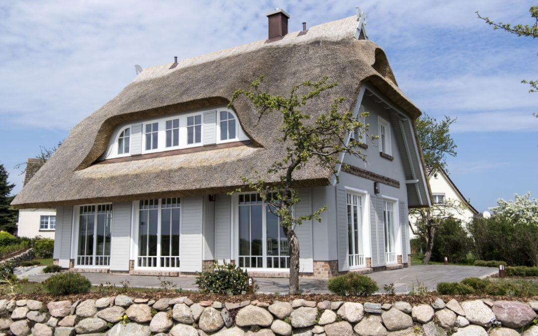 Das Ferienhaus Reddehus in Alt Reddevitz