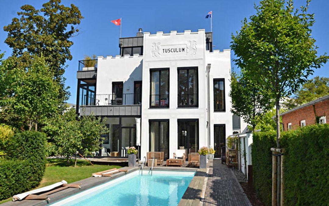 Luxus Ferienhaus Tusculum in Binz