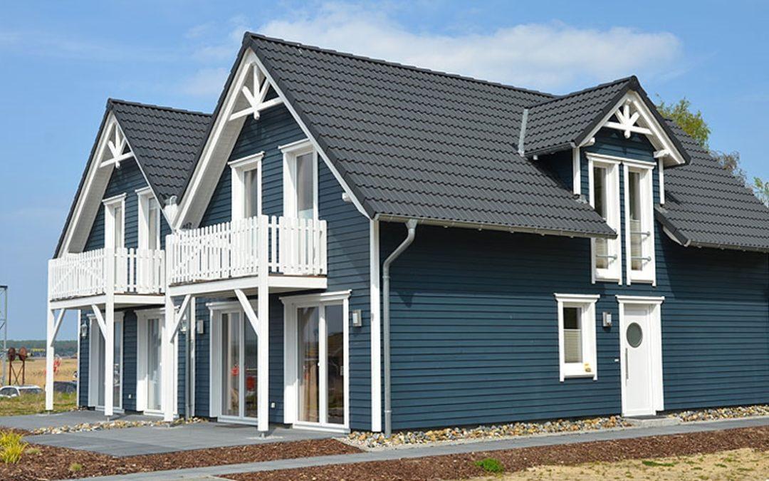 Das Ferienhaus Skandihus in Gager