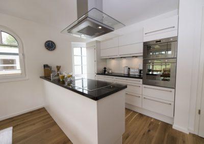 Eine Top- ausgestattete Küche