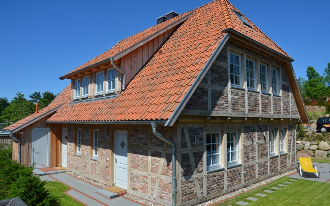 Das Ferienhaus Victoria in Seedorf