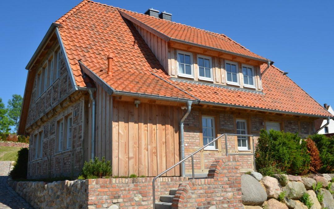 Das Ferienhaus Sophie in Seedorf