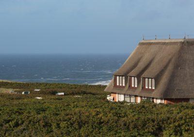 Die wohl größte und am nahesten zum Weststrand liegende Ferienwohnung in Kampen