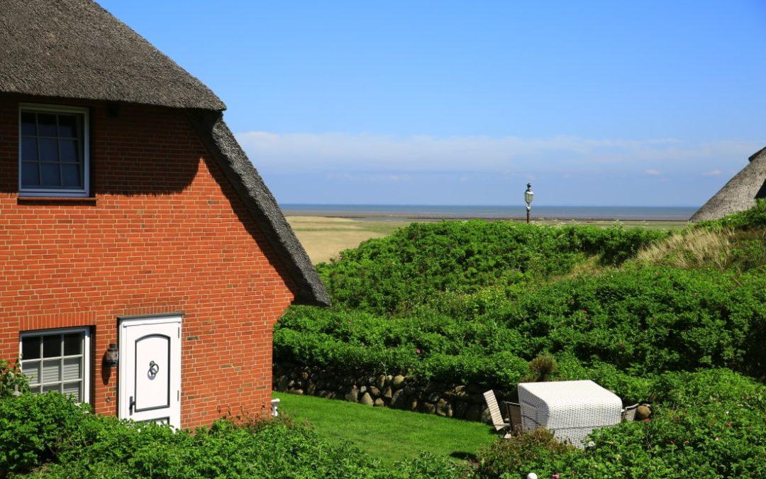 Das exklusive Ferienhaus Watthoog in Kampen