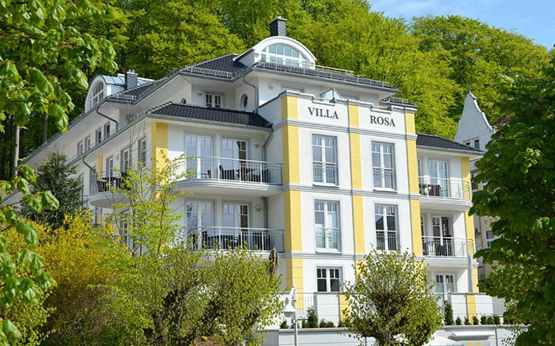 Das Penthouse Rosalie in Sellin auf Rügen