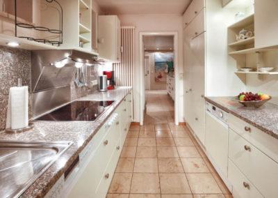 Die Einbauküche mit Elektrogeräten von Miele, Bosch und Gaggenau