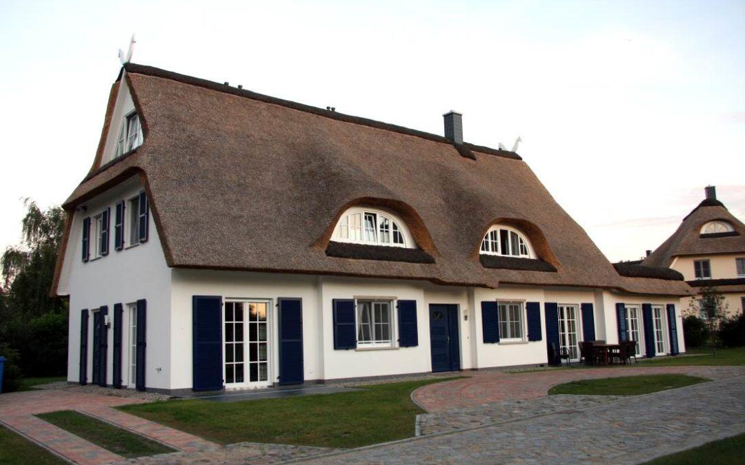 Das Ferienhaus La Mer in Groß Schwansee