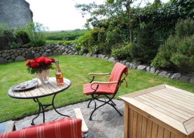 Nehmen Sie Platz auf den exklusiven  Gartenmöbel von Garpa.
