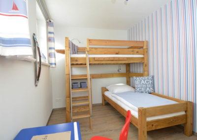 Ein Traumzimmer für Kinder.