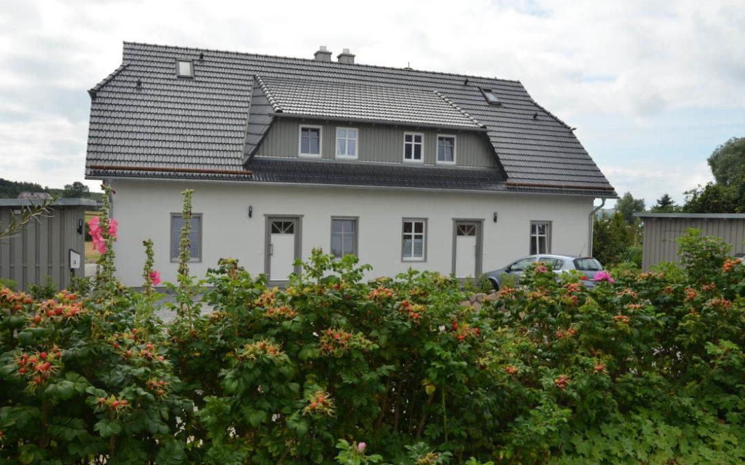 Ferienhaus Findling in Alt Reddevitz