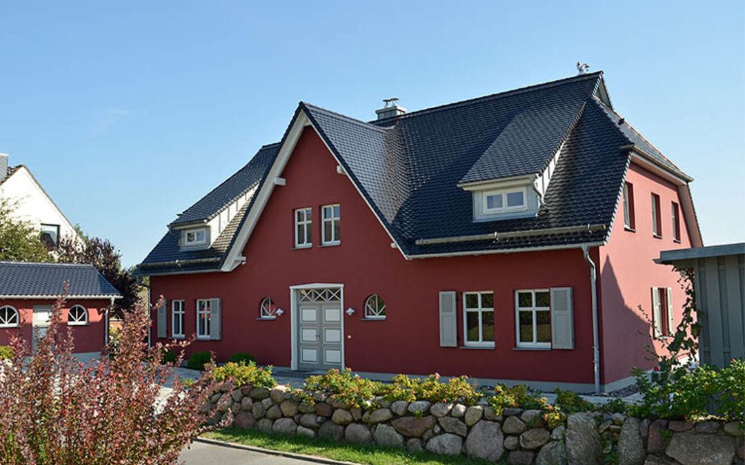 Ferienhaus Hagenblick in Alt Reddevitz