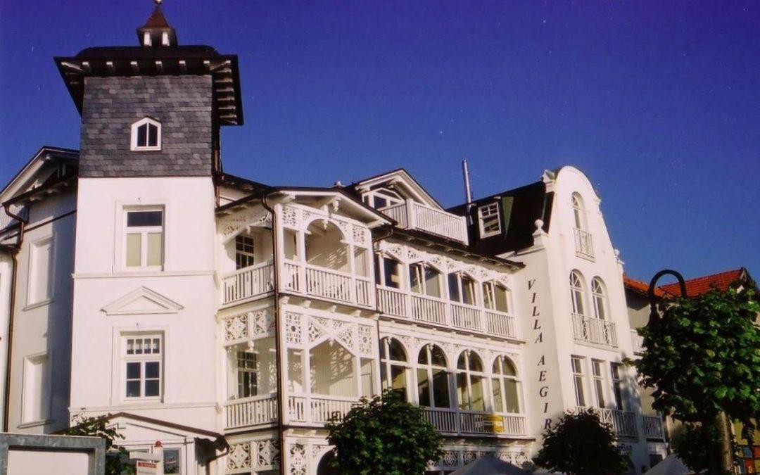 Penthouse Aegir in Binz