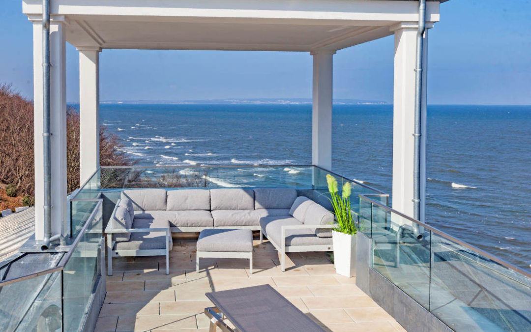Luxus Penthouse Meerblick in Sellin