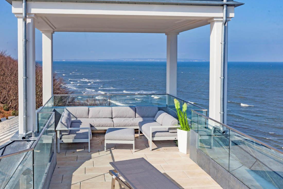 Luxus Penthouse Meerblick In Sellin
