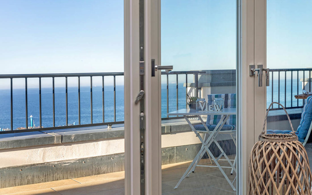Die Ferienwohnung View in Sellin