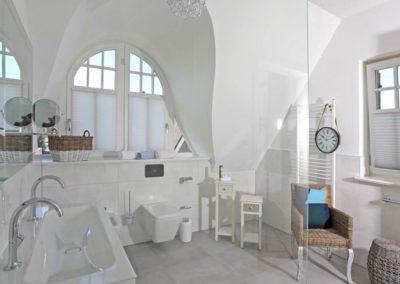 Das zweite Badezimmer...
