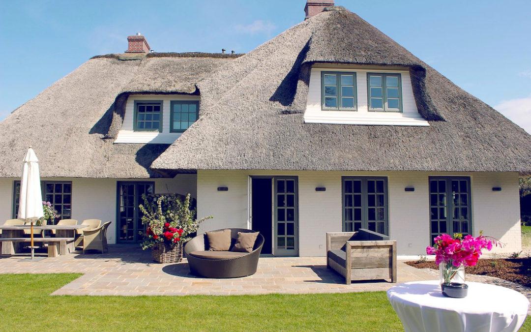 Das Luxus Ferienhaus Friesenhaus Kampen